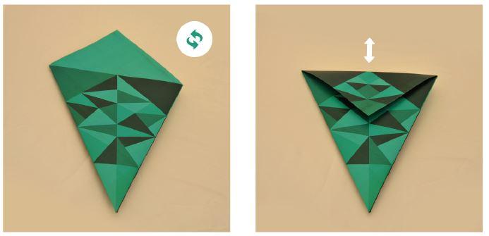 Etape 3 : On prépare le corps de l'oiseau d'ActionCom