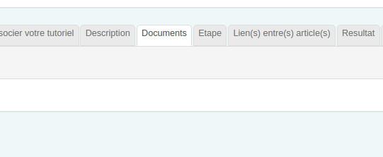 Insérer un PDF sur un article de blog ou sur une page pour certains.