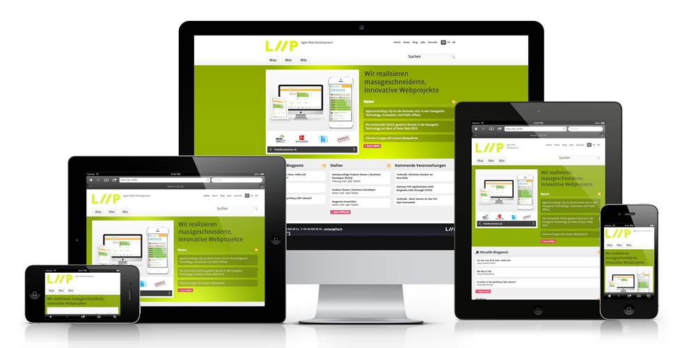 5 Bonnes Raisons de passer à un site Responsive Web Design