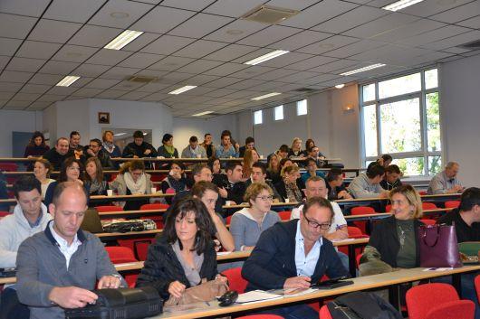 Retour sur le Café cours du 13/11 dans les locaux du CNAM à Saint Etienne