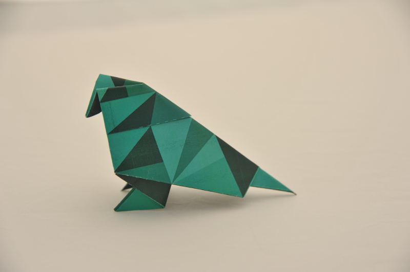 Comment monter l'origami d'ActionCom