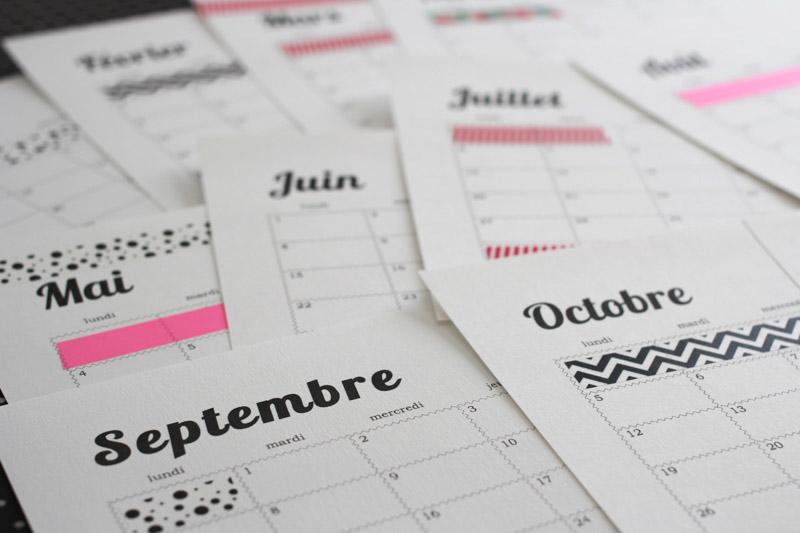 Étape 3: Ligne éditoriale et calendrier éditorial