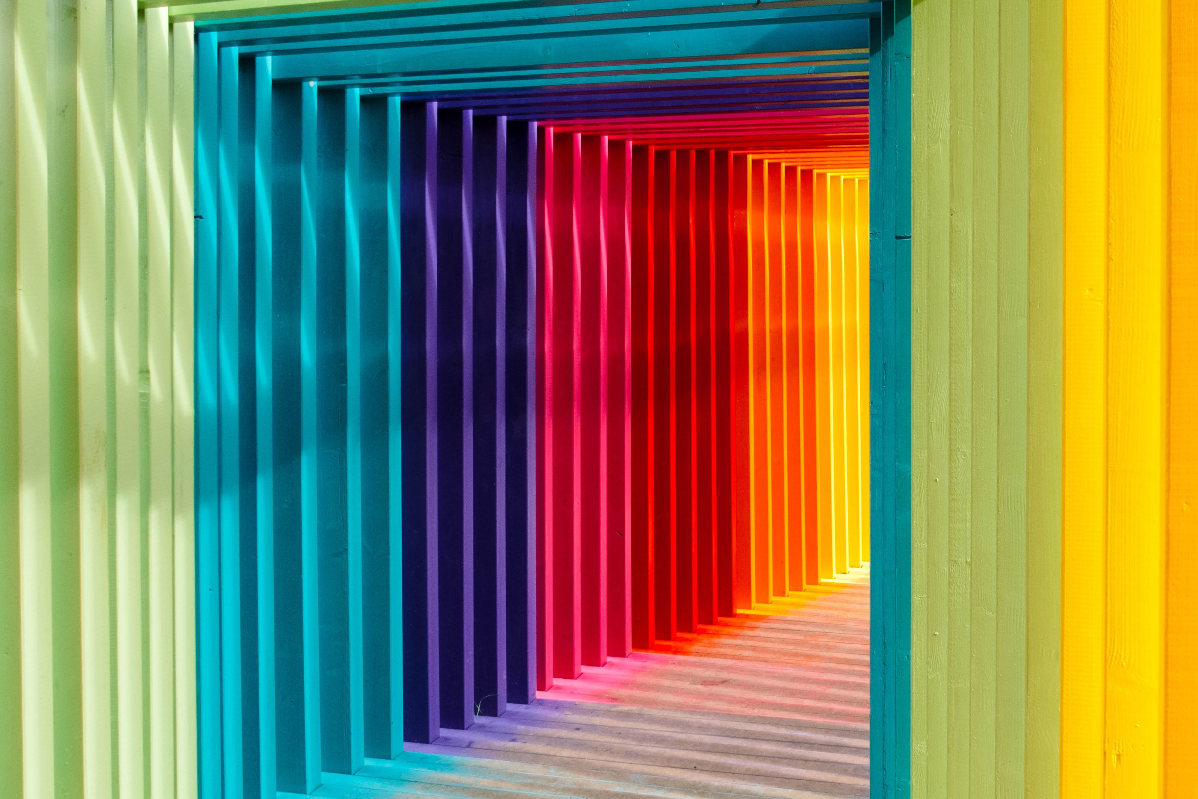 Les couleurs, ces inconnues qui nous contrôlent